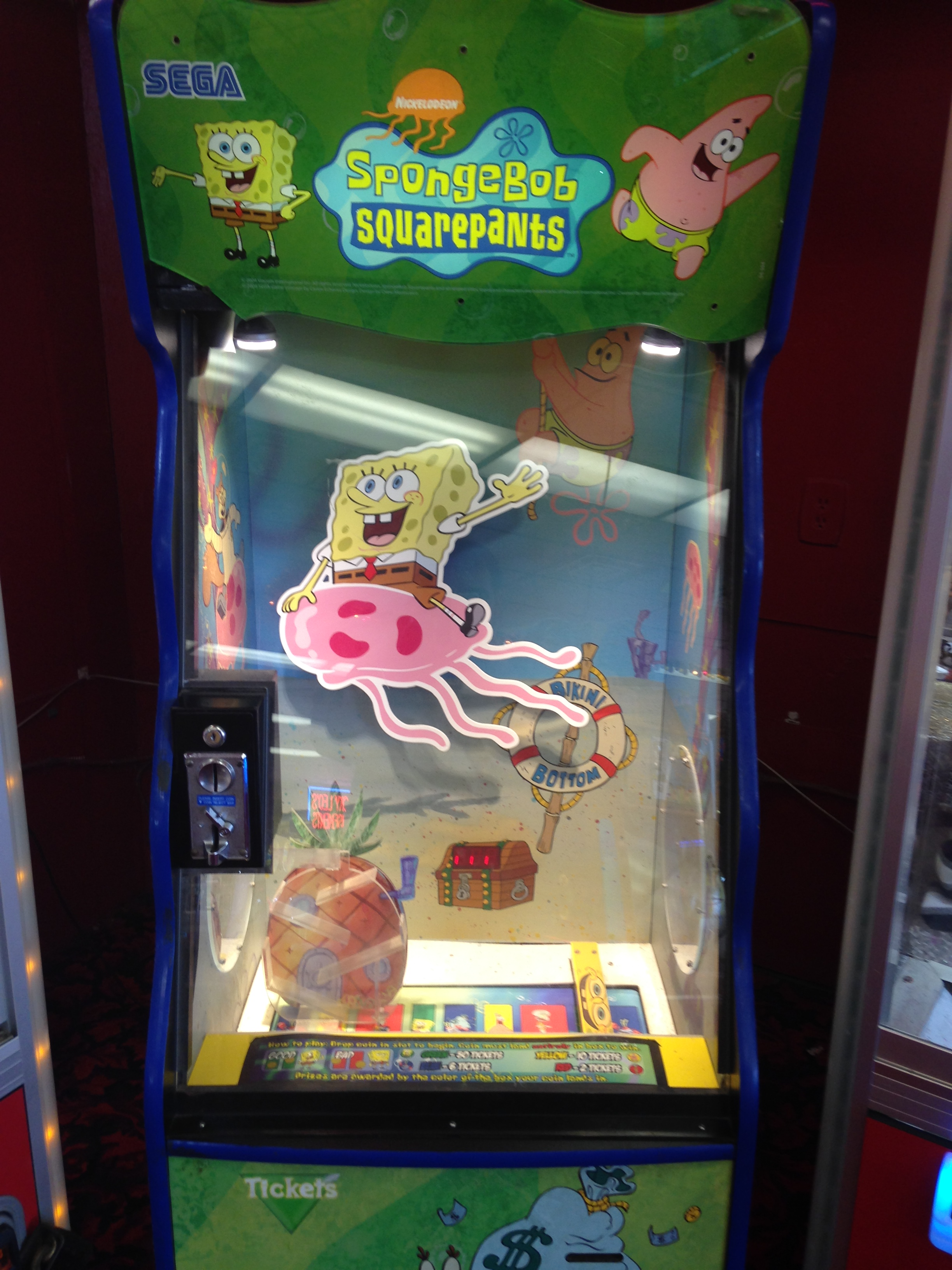 Lucky Leo's Amusements | Games Gallery