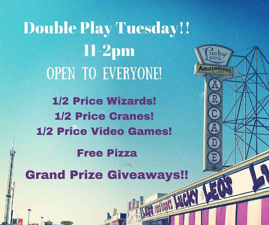 Double Play Tuesday!! 11-2