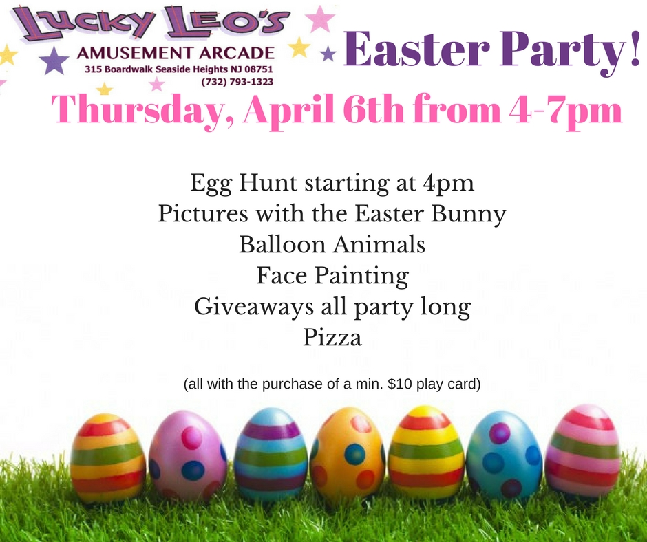 Easter Party!