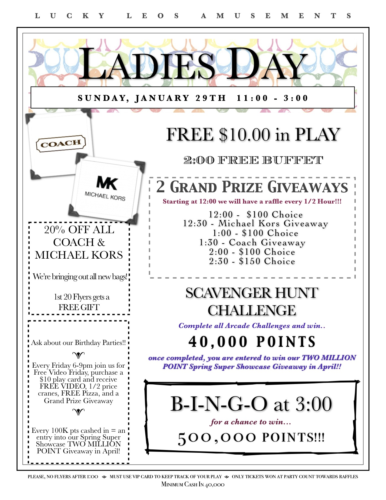 2017 Ladies Day - jan