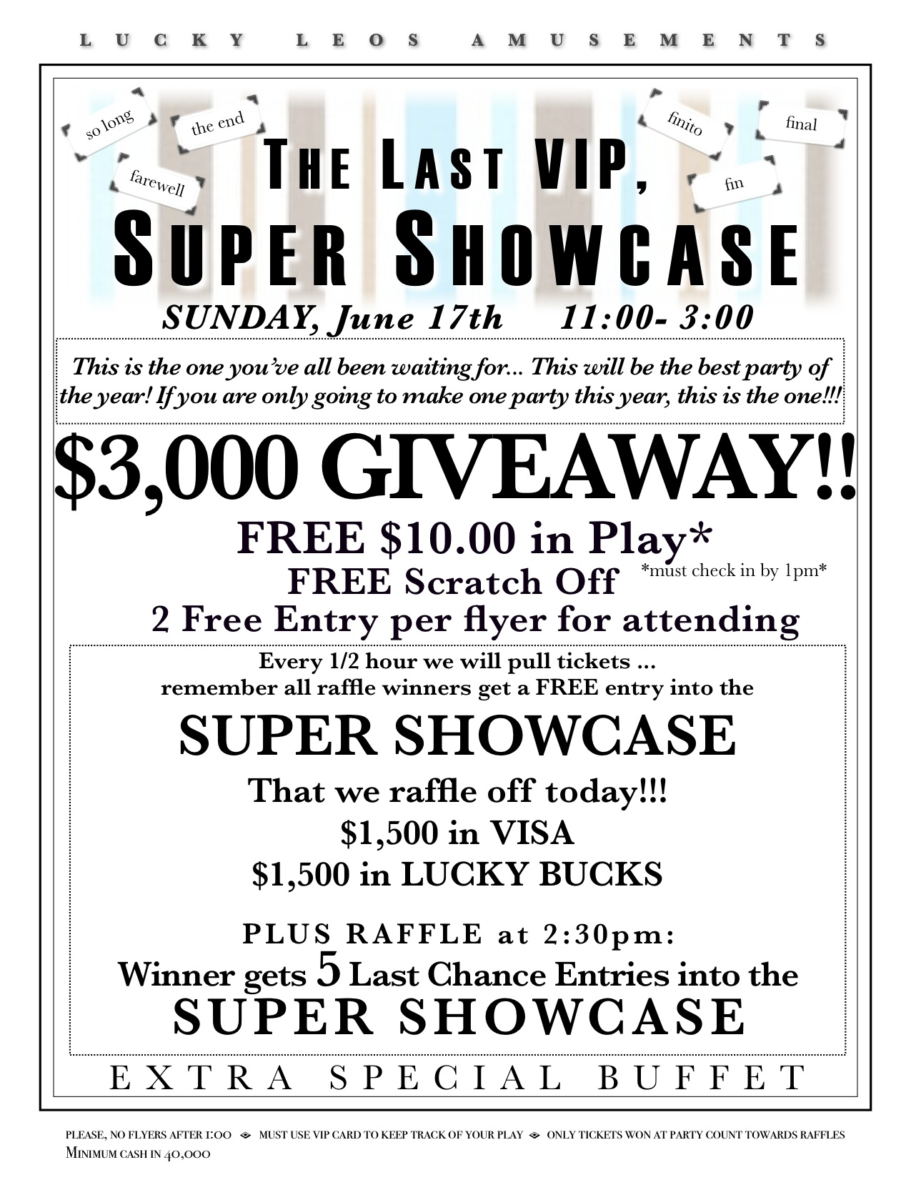 2018 Super Showcase1