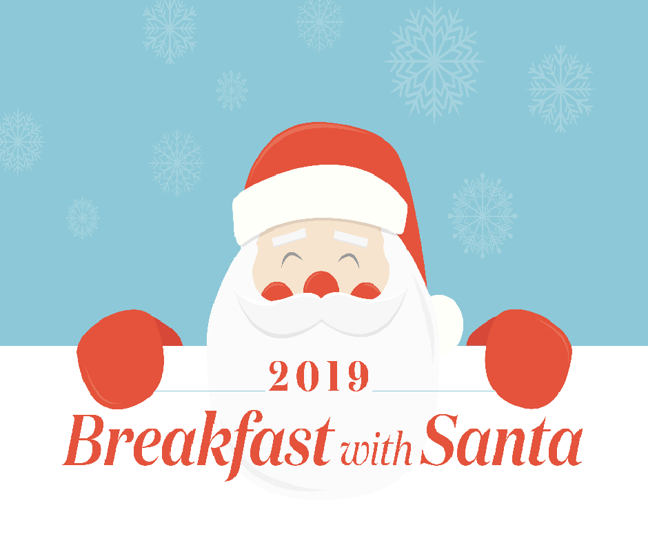 Brunch With Santa Dec. 7th & 14th